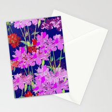 Oriental Bloom Stationery Cards