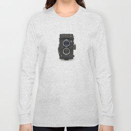 Vintage Camera (Yashica  124 G) Long Sleeve T-shirt