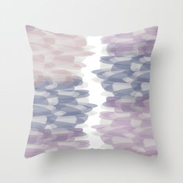 Jelly Collection: Storm Flavoured Throw Pillow