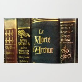 Adventure Library Rug