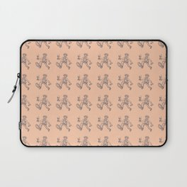Ancient Giant Cannibal Mythical Mythology Color Pattern Laptop Sleeve