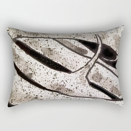 Thorns in Detail Rectangular Pillow