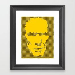 Harry Dots Framed Art Print