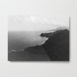 Los Escullos - Níjar Metal Print