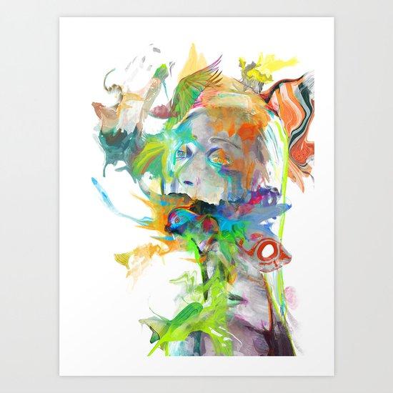Morning Echo Art Print