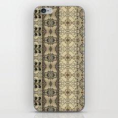 Da Santa Pattern iPhone & iPod Skin