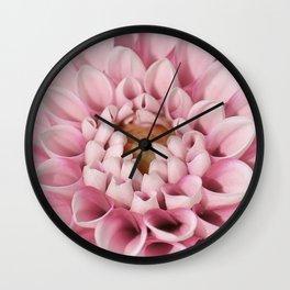 Dahlia 302 Wall Clock