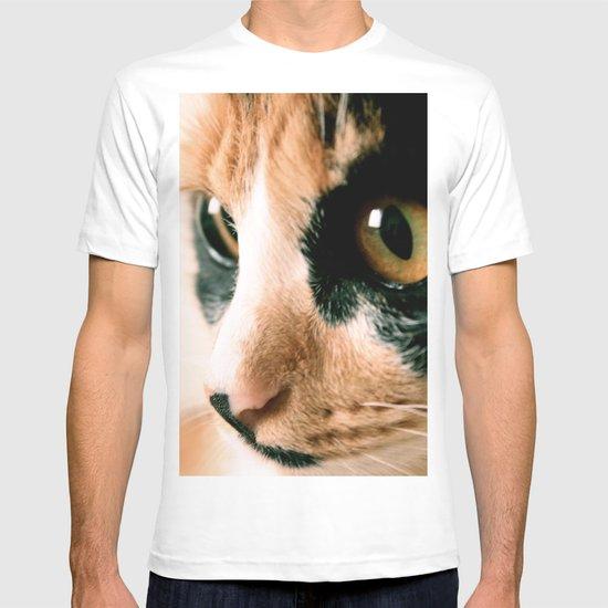 Thinking Cat T-shirt