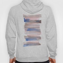 Blue Watercolor Background | Frozen Summer Series 171 Hoody