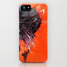 Mohn iPhone Case