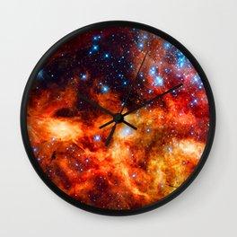Kida Space Wall Clock