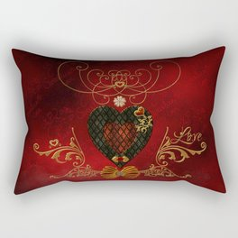 Wonderful heart Rectangular Pillow
