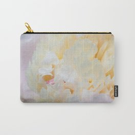 Lush Peony Carry-All Pouch