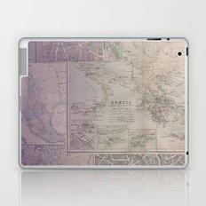 Travel Well Laptop & iPad Skin
