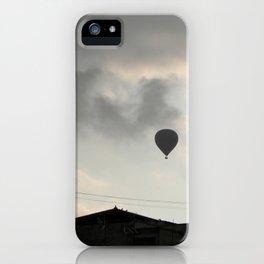 Dreams at dawn iPhone Case