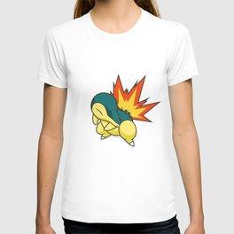 Cyndaquil #155 T-shirt