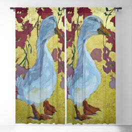 Lucy the Peking Duck Blackout Curtain