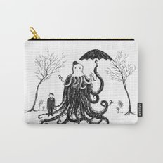 Young Master Lovecraft Finds A Friend Carry-All Pouch