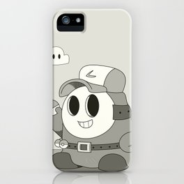 Shy Ketchum iPhone Case