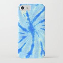 Tie Dye 023 iPhone Case