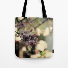 blossum Tote Bag
