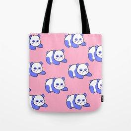 For the sleepy pandas Tote Bag