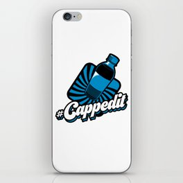 Capped It! iPhone Skin