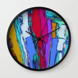 Rocksplitter Wall Clock
