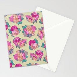 Hidden Jungle Pattern Stationery Cards