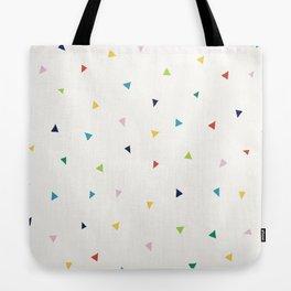Cute Confetti Pattern Tote Bag