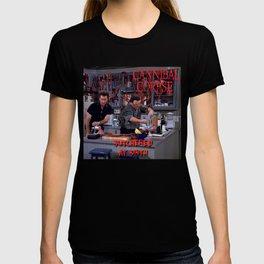 Seinfeld- Death Metal T-shirt