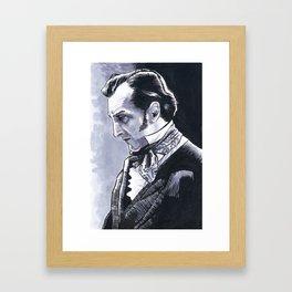 Doctor Frankenstein, I presume Framed Art Print