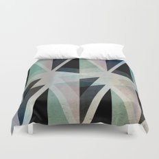Solids Invasion Duvet Cover