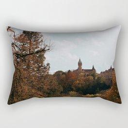 Luxembourg in Autumn Rectangular Pillow