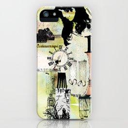 I Dream iPhone Case