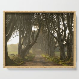 The Dark Hedges Serving Tray