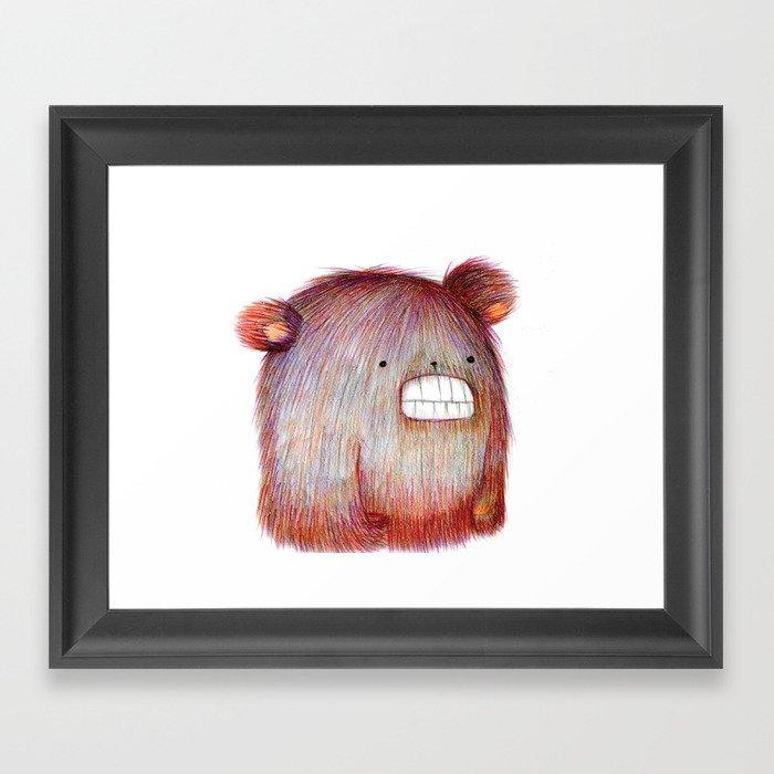 Don 1 Framed Art Print