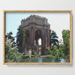 Palace Of Fine Arts - San Francisco Serving Tray