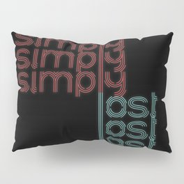 Simply Lost Pillow Sham