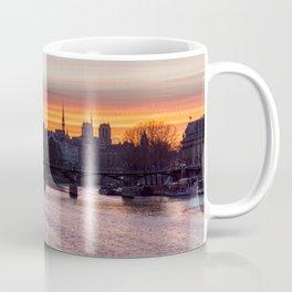Sunrise over ile de la Cite - Paris Coffee Mug