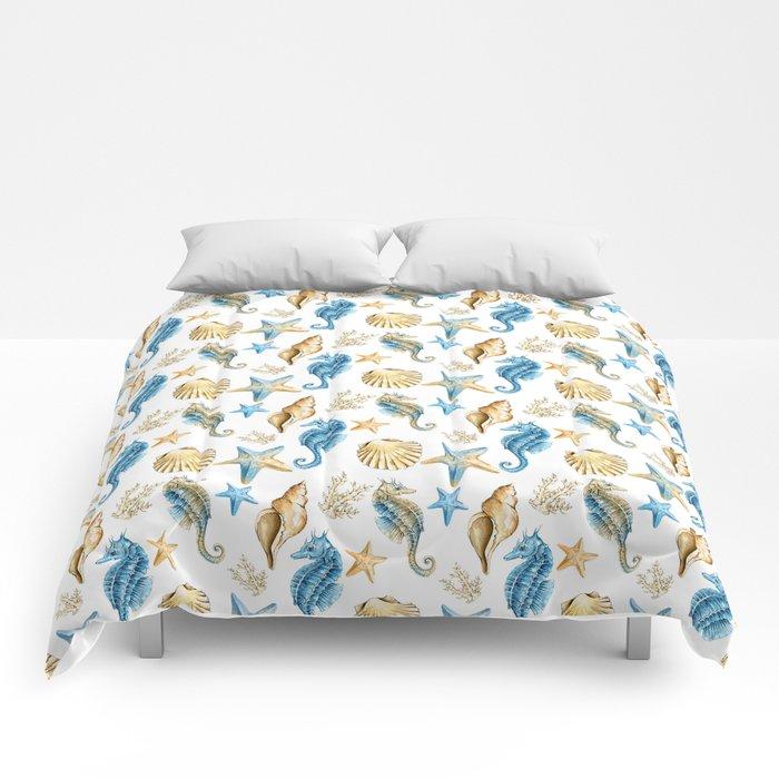 Sea & Ocean #6 Comforters