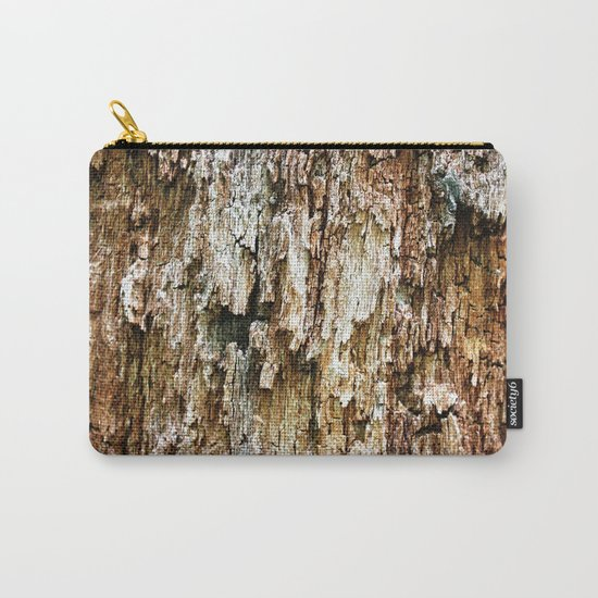 Weathered Tree  Carry-All Pouch