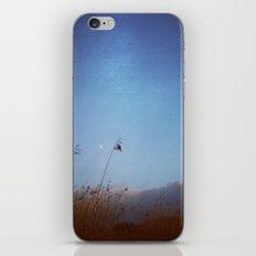 Moonage iPhone & iPod Skin