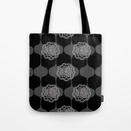 I DREAM OF GENIE - BLACK/GREY/PINK Tote Bag