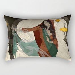 The Vizier's Daughter Rectangular Pillow