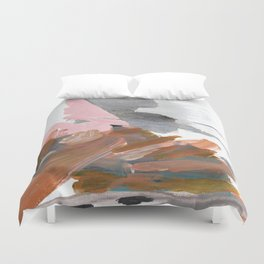 a softer side of things Duvet Cover