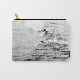LETS SURF VIII / Manhattan Beach, California Carry-All Pouch