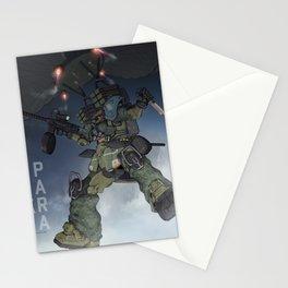 Zaku Para Stationery Cards