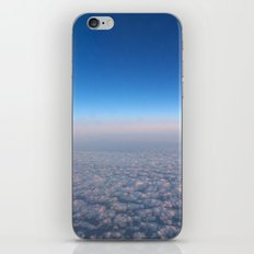 Flying iPhone Skin