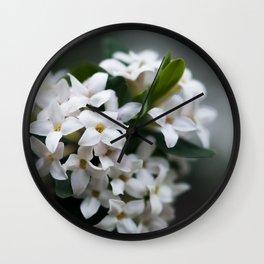 Viburnum Wall Clock